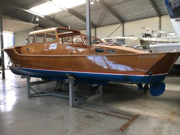 Welp Te koop: Pettersson Salonboot - Zweedse Klassieker Club WU-45